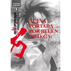 La Espada Del Inmortal Kanzenban nº 01 (Portada Belén Ortega)