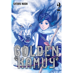 Golden Kamuy nº 02