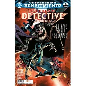 Batman: Detective Comics nº 05 (Renacimiento)
