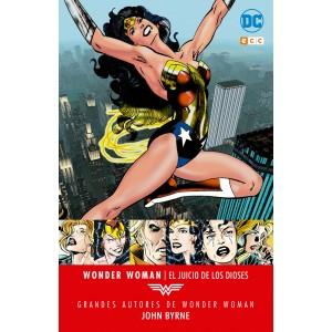 Grandes autores de Wonder Woman: John Byrne - El juicio de los dioses