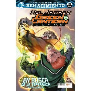Green Lantern nº 65/ 10 (Renacimiento)