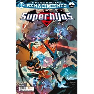 Superhijos nº 02 (Renacimiento)