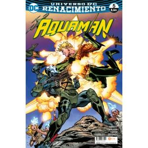 Aquaman nº 19/05 (Renacimiento)