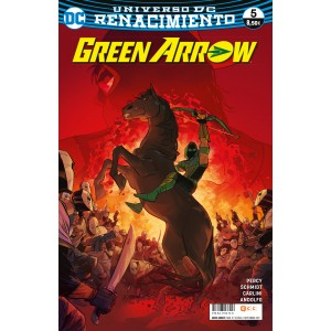 Green Arrow vol. 2, nº 05 (Renacimiento)