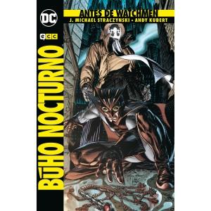 Antes de Watchmen: Búho Nocturno (Tapa Dura)