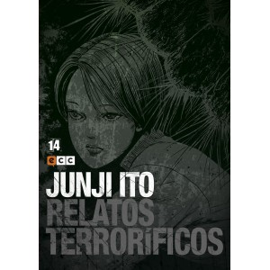 Junji Ito: Relatos terroríficos nº 14