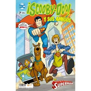 ¡Scooby-Doo! y sus amigos nº 07