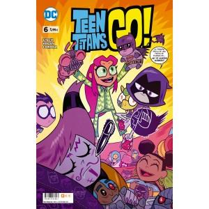 Teen Titans Go! nº 06