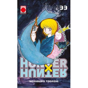 Hunter x Hunter nº 33