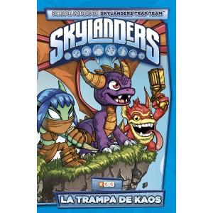 Skylanders: La trampa de Kaos
