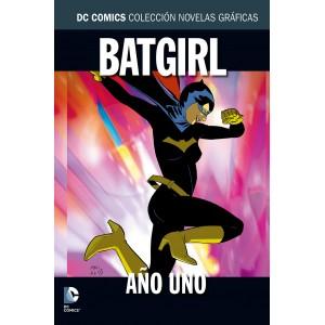Colección novelas gráficas nº 37: Batgirl: Año Uno