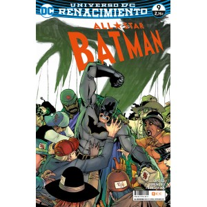 All-Star Batman nº 09