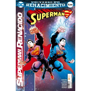 Superman: Renacido