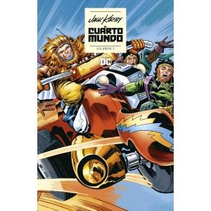 El Cuarto Mundo de Jack Kirby nº 03 (de 04)