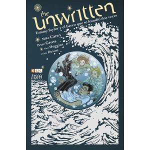 The Unwritten: Tommy Taylor y el barco que se hundió dos veces