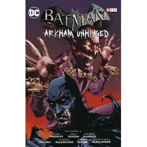 Batman: Arkham Unhinged nº 03