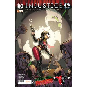Injustice: Gods among us nº 52