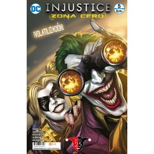 Injustice: Zona Cero nº 05