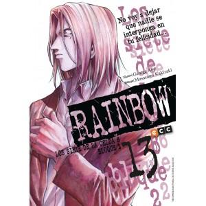 Rainbow, los siete de la celda 6 Bloque 2 nº 13
