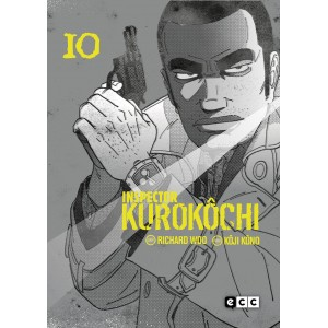 Inspector Kurokôchi nº 10