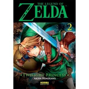 The Legend of Zelda: Twilight Princess nº 02