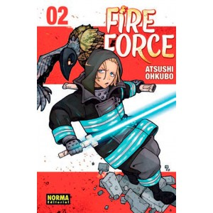 Fire Force nº 02