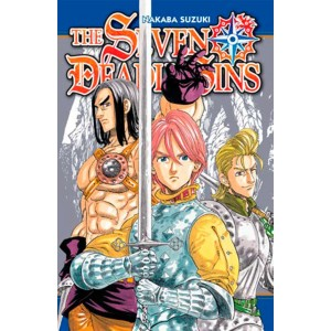 The Seven Deadly Sins nº 16