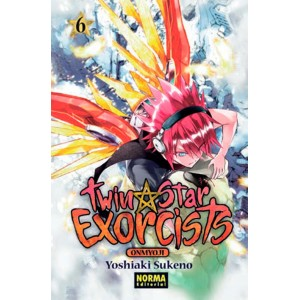 Twin Star Exorcists: Onmyouji nº 06