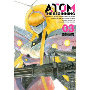 Atom: The Beginning nº 03