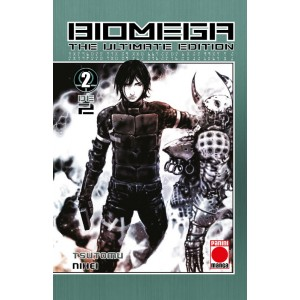 Biomega: The Ultimate Edition nº 02