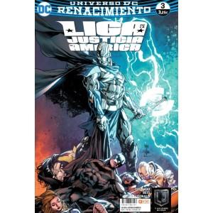Liga de la Justicia de América nº 03 (Renacimiento)