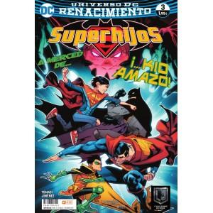Superhijos nº 03 (Renacimiento)
