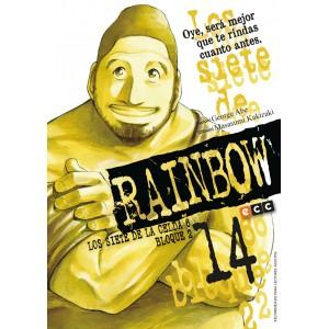 Rainbow, los siete de la celda 6 Bloque 2 nº 14