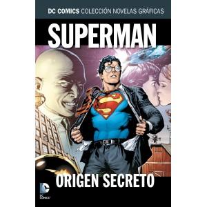 Colección novelas gráficas nº 39: Superman: Origen secreto