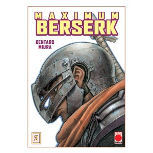 Berserk Maximum nº 03