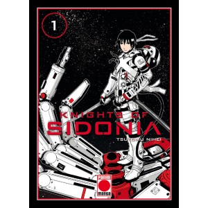 Knights of Sidonia nº 01