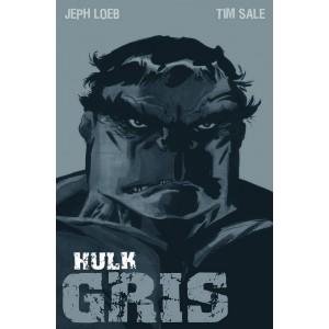 100% Marvel HC. Hulk: Gris