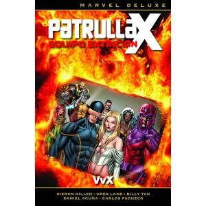 Marvel Deluxe. Patrulla-X: Equipo Extinción nº 02