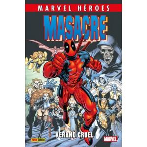 Marvel Héroes nº 82. Masacre nº 03: Verano cruel