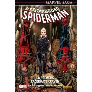 Marvel Saga nº 37. El asombroso Spiderman nº 16