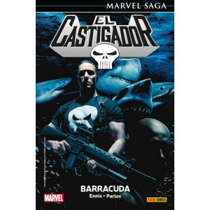 Marvel Saga nº 38. El Castigador nº 07