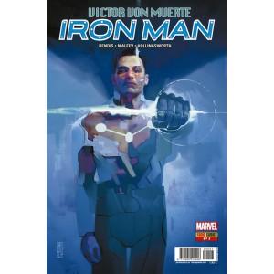 Victor Von Muerte: Iron Man nº 07