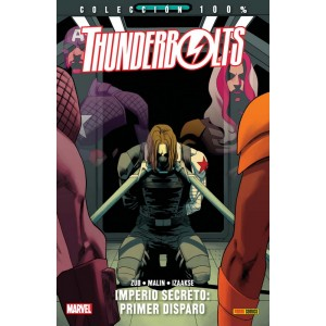 100% Marvel. Thunderbolts v2 nº 02