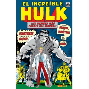 Marvel Gold. El increíble Hulk nº 01