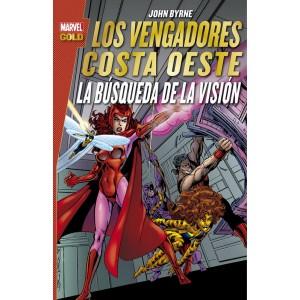 Marvel Gold. Los Vengadores de Costa Oeste: La búsqueda de La Visión