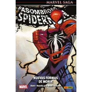 Marvel Saga nº 39. El asombroso Spiderman nº 17