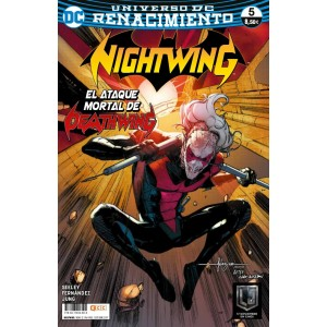 Nightwing nº 12/ 5 (Renacimiento)