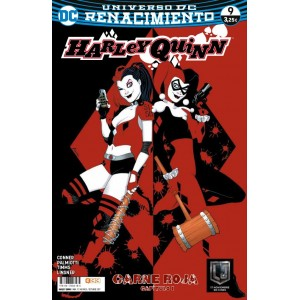 Harley Quinn nº 17/ 9 (Renacimiento)