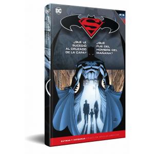 Batman y Superman - Colección Novelas Gráficas nº 19: Batman: ¿Qué le sucedió al Cruzado de la Capa?
