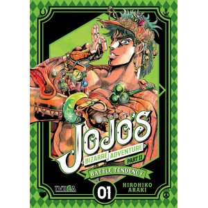 JoJo's Bizarre Adventure Parte 02: Battle Tendency nº 01